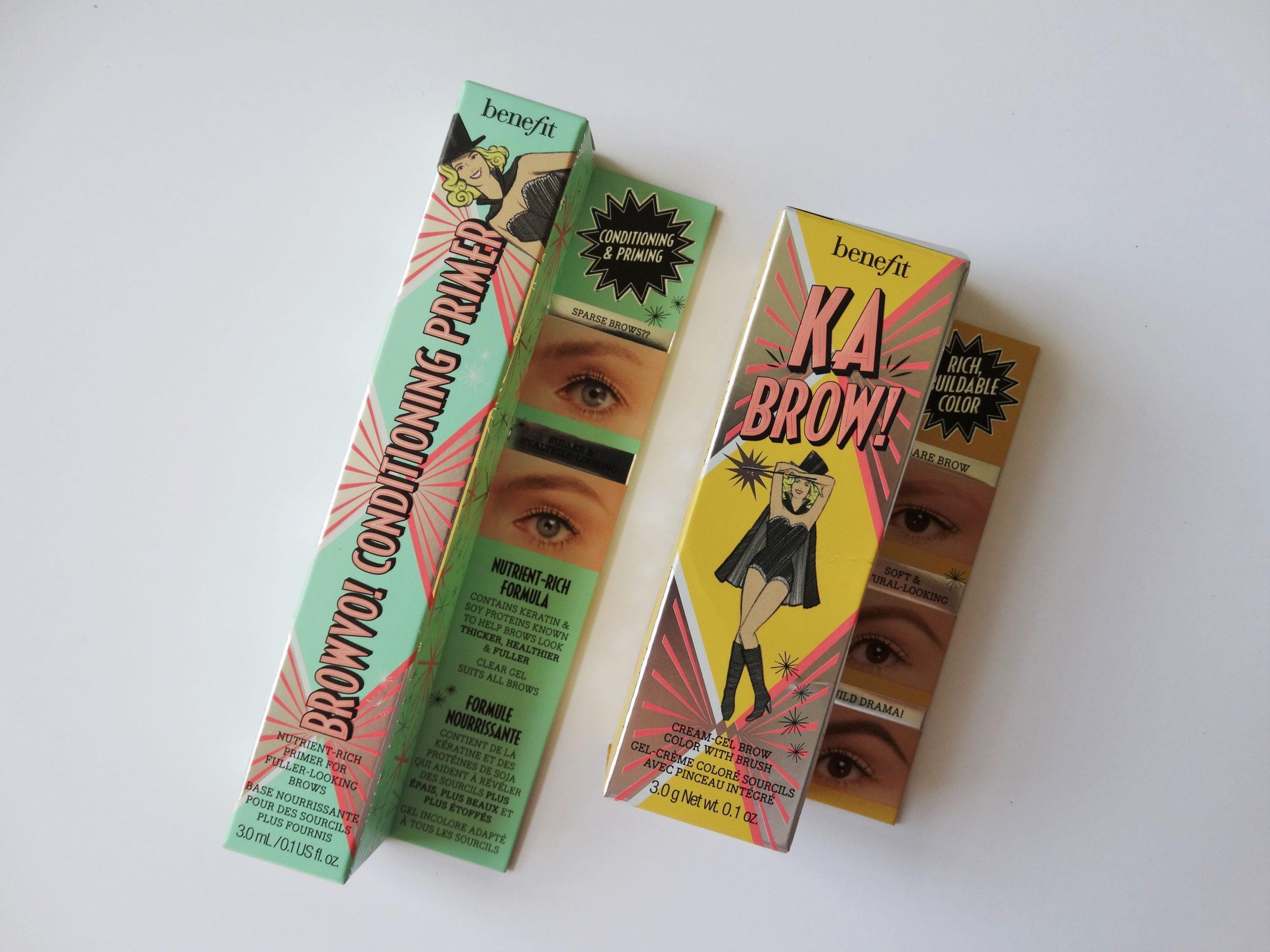 Review Benefit Cosmetics BROWVO! en ka-BROW!