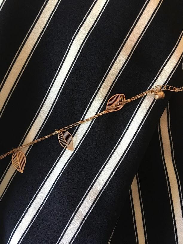 shoplog barcelona stradivarius broek en enkelbandje