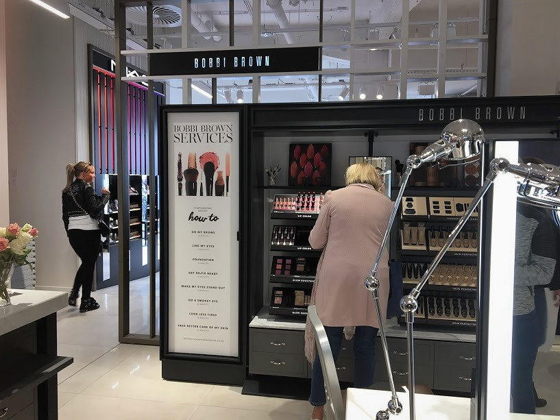 Bobbi Brown Hudson's Bay Den Bosch