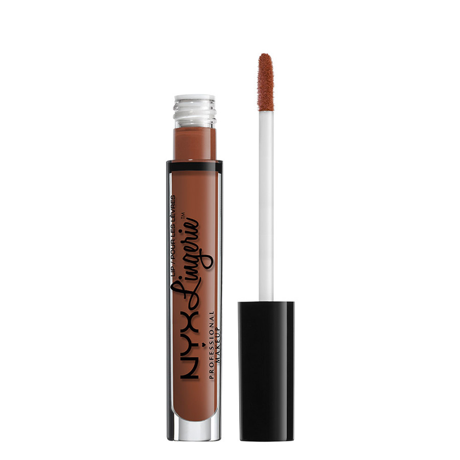 NYX lip lingerie beauty mark
