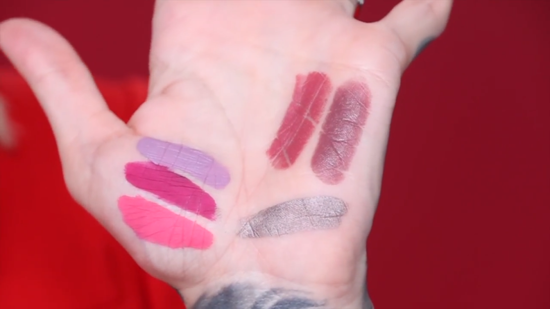 jeffree star love sick collection