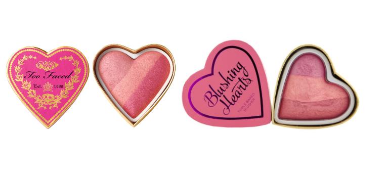sweetheart blush dupe