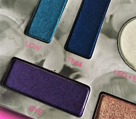 Kristen Leanne x UD review Kaleidoscope palette