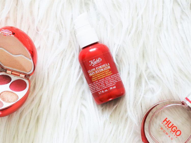 Review Kiehl's glow formula skin hydrator