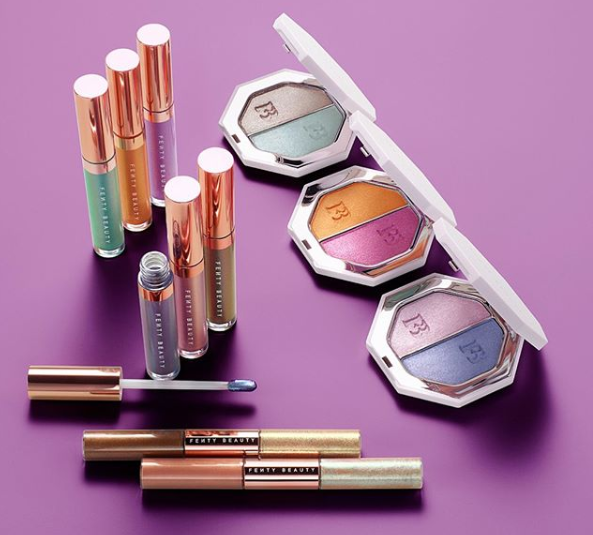 zomercollectie fenty beauty by rihanna