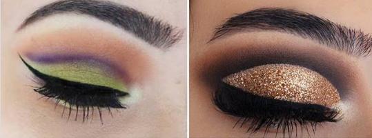 make-up transformaties