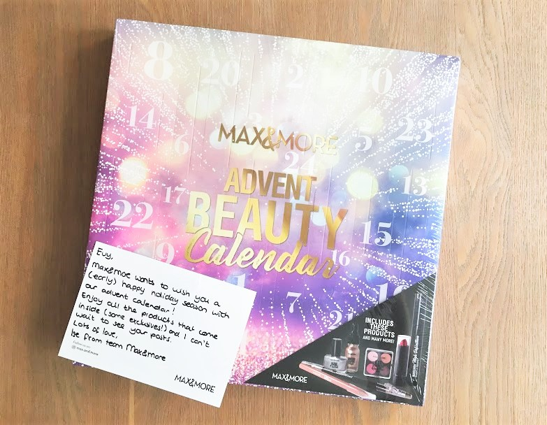 Max&More beauty adventskalender