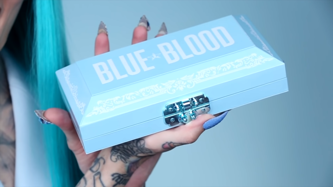 blue blood palette 2