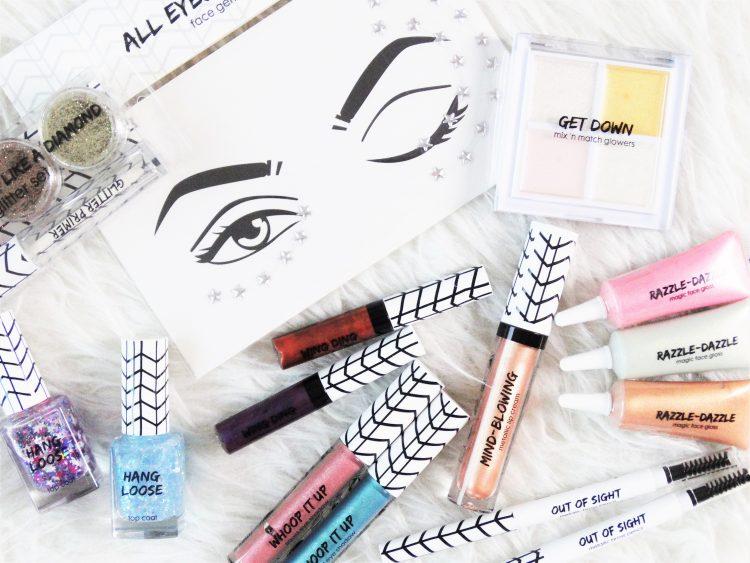 festival makeup bae by hema