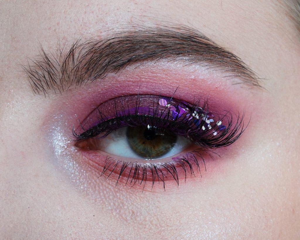 instagram chooses my make-up