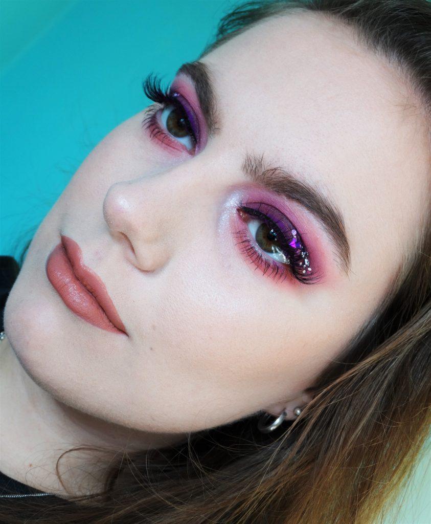 instagram did my make-up