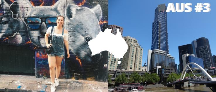Een maand in Melbourne