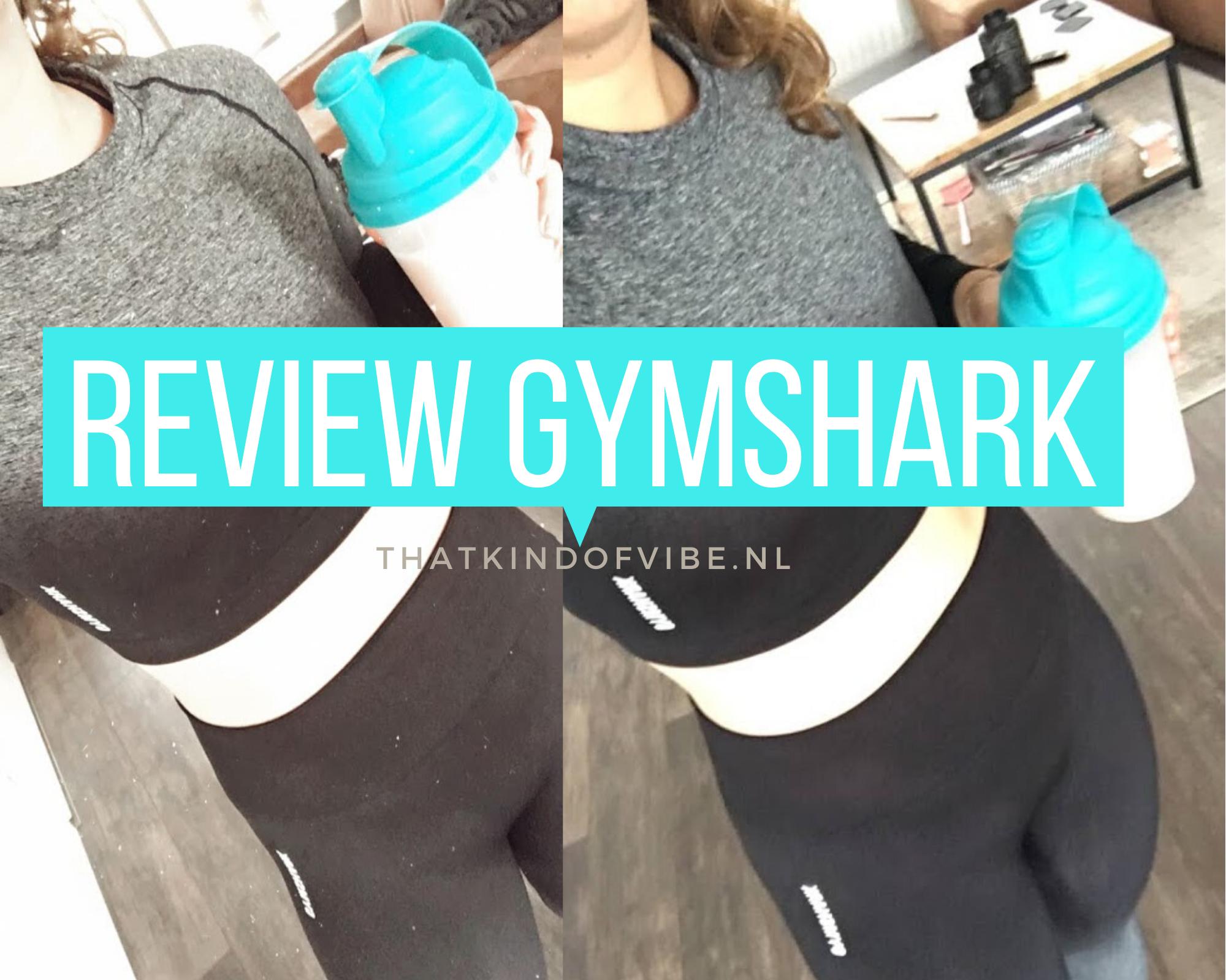 Review Gymshark sportkleding