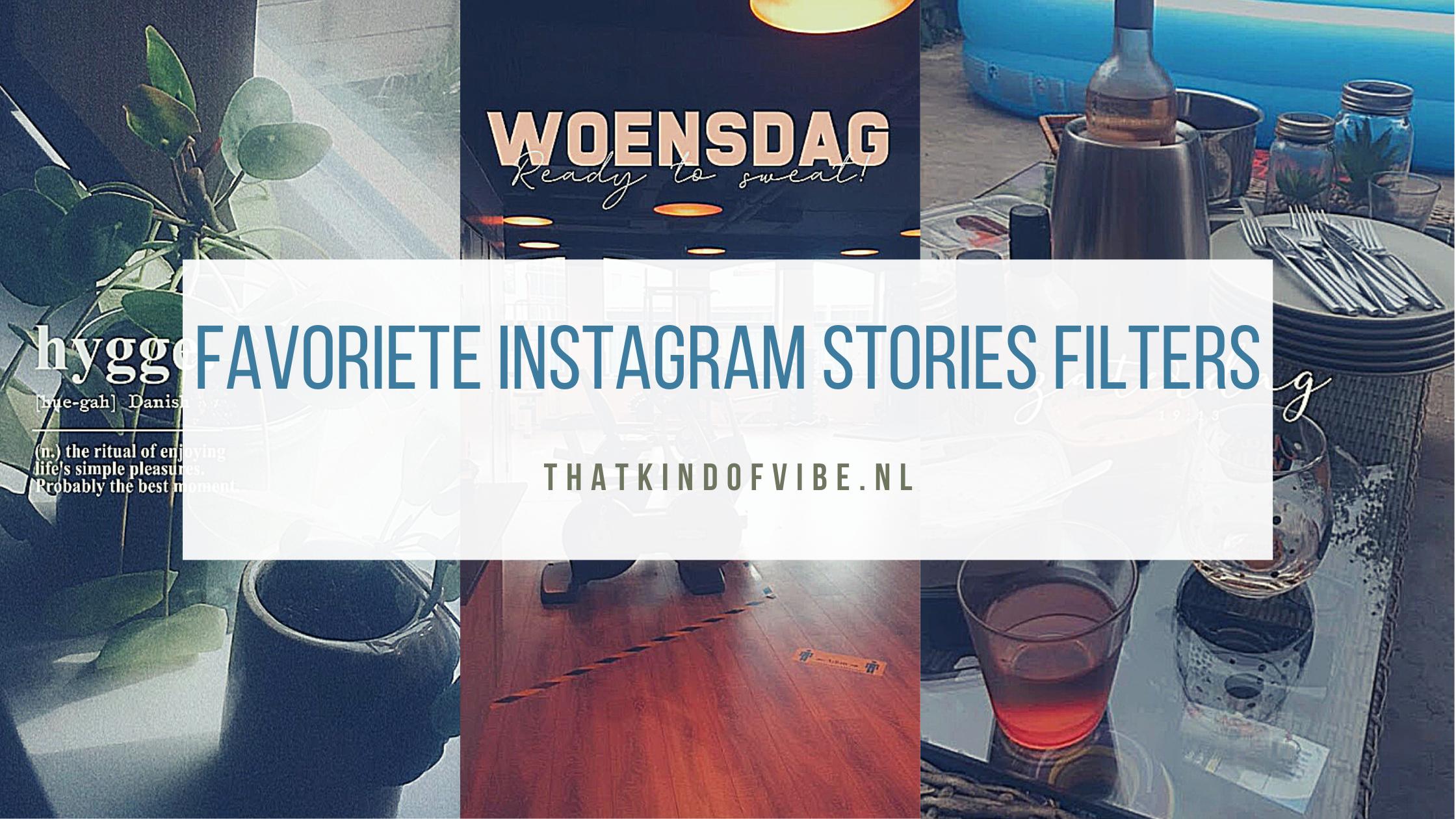 Deze Instagram filters moet je proberen!